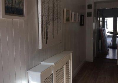 Inside photo of Pauline Walsh Art Gallery 2
